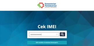 Blokir IMEI
