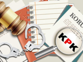 KPK Korupsi