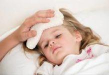 mengompres anak demam