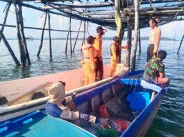 Nelayan tenggelam