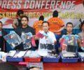 Polisi Sita 1.697 iPhone Rekondisi dari Singapura, Moti Alias Santi Masih Diburu
