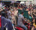 Pembukaan Festival Perang Air, Wabup: Selamat Balik Kampung Warga Tionghoa Selatpanjang